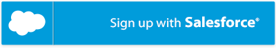 Sign Up With Salesforce